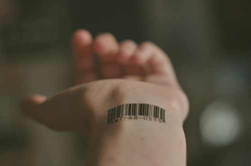 Barcode Tattoo Guide