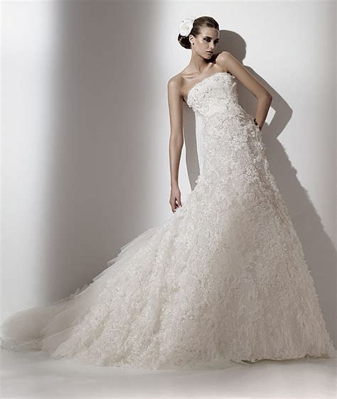 Elie Saab for Pronovias 2010 Bridal Collection ? The
