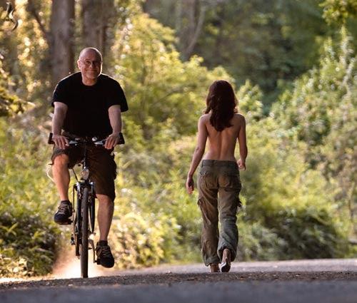 Scenic Route Bike Path