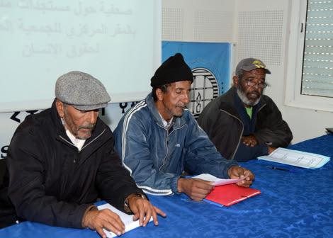 معتقلون سياسيون سابقون: الـCNDH أصبح ثكنة عسكريّة