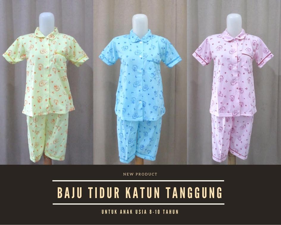 ... grosir tanah baju abang cross Grosir Anak Solo di Tanggung Katun 18Ribu  Baju Tidur Termurah 2ed23a6e1b