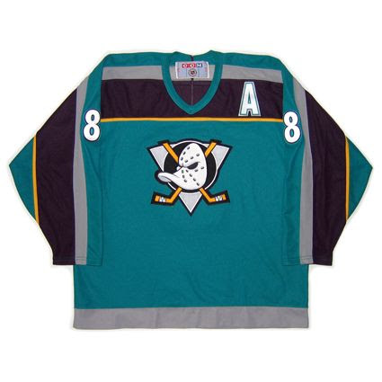 Mighty Ducks of Anaheim 1997-98 fourth jersey photo AnaheimMightyDucks97-984thF.jpg