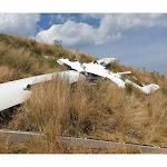 ALPES-DE-HAUTE-PROVENCE. Un planeur se pose en catastrophe sous le sommet du Blayeul