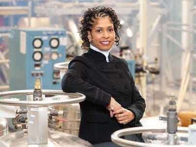 No. 8: NASA's Aprille Ericsson