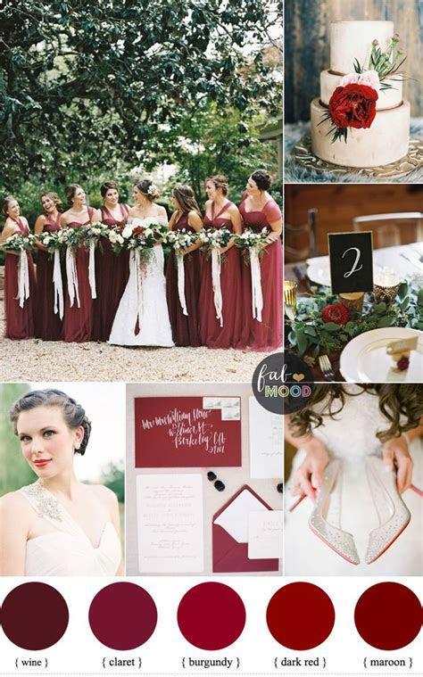 25  best ideas about Dark red wedding on Pinterest   Navy