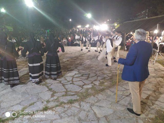 Θεσπρωτία: Δυναμικό παρών των Σαρακατσάνων Θεσπρωτίας στο 40ό ετήσιο αντάμωμα των Σαρακατσαναίων Ηπείρου