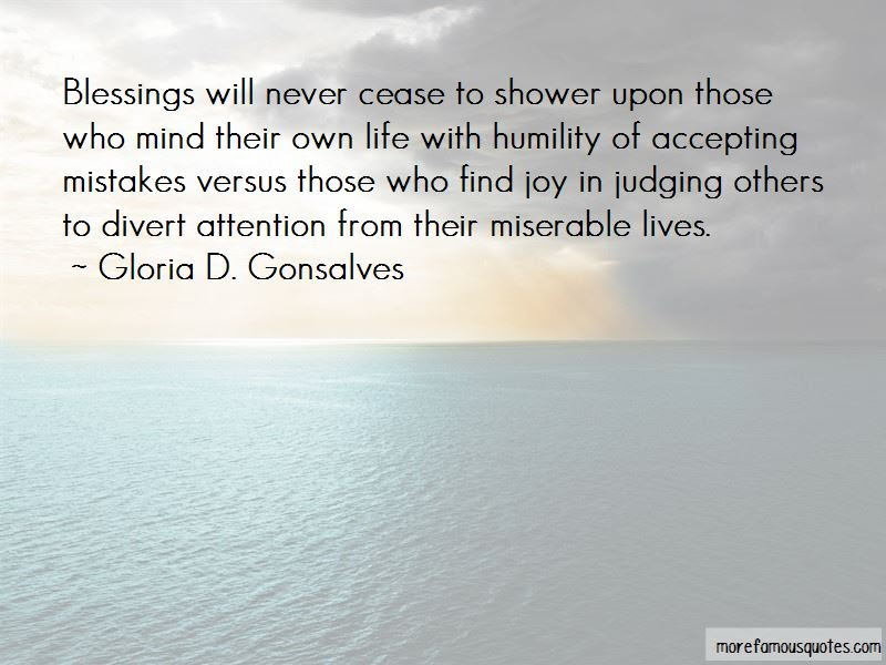 Quotes About Judging Others Mistakes Top 1 Judging Others Mistakes