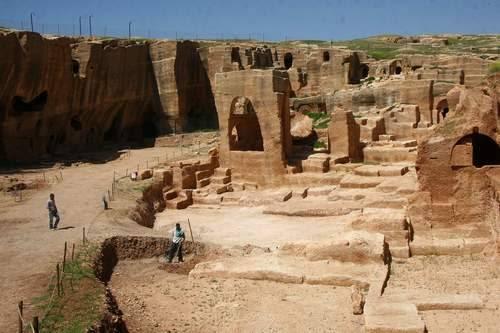 Antik kent Dara