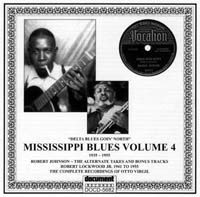 Mississippi Blues Volume 4