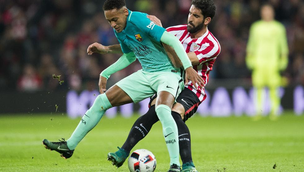 Barca vs Athletic Bilbao - Copa Del Rey First Leg Full ...