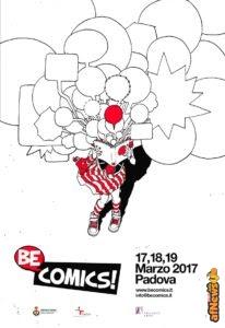 Be Comics: anche Padova ha il suo festival