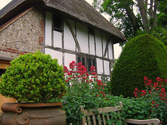 Alfriston Clergy House, Sussex, National Trust