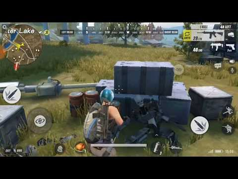 PUBG BENZERİ OYUN - RULES OF SURVİVAL