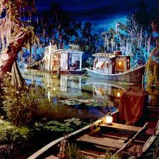 inside of Pirates of the