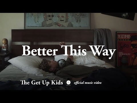 "The Get Up Kids Release ""Better This Way"" Video"