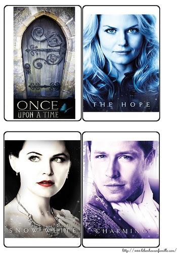 Cartes once upon a time