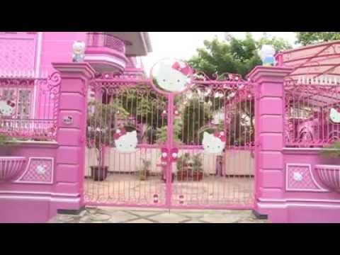 Gambar Desain Rumah Hello Kitty - Rumamu di
