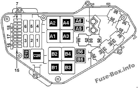 35 2011 Vw Cc Fuse Box Diagram