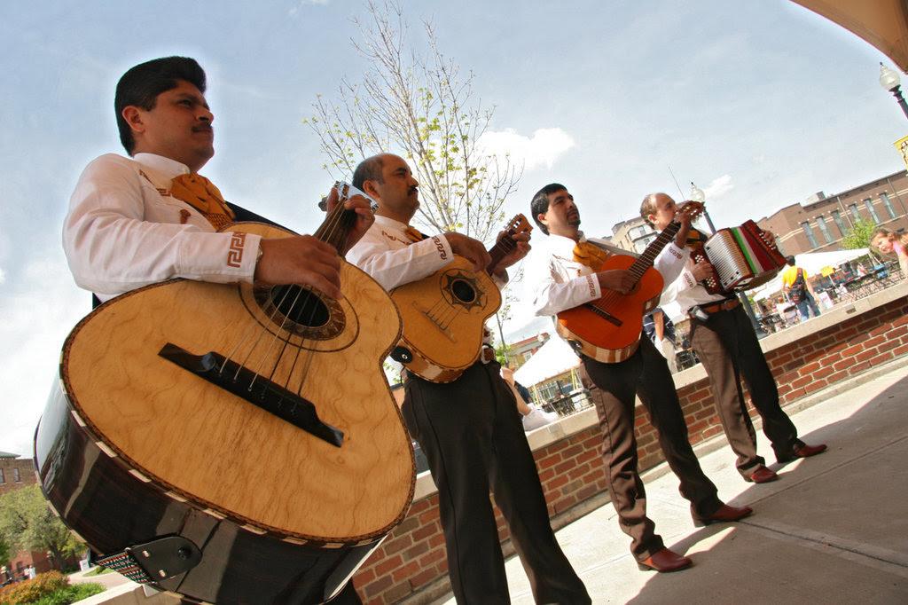 Cinco De Mayo Celebration At Milham Park Games Music Activities