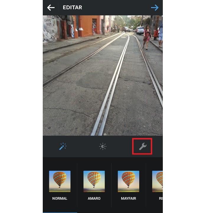 Novo pacote de ferramentas de edição do Instagram (Foto: Reprodução/Lívia Dâmaso)