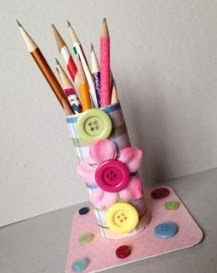 How To Make A Pencil Holder In 3 Easy Steps Hands On Crafts