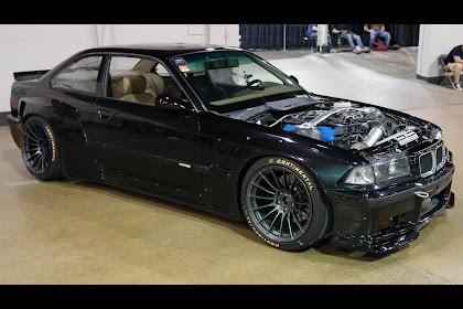 Bmw E36 V8 Swap