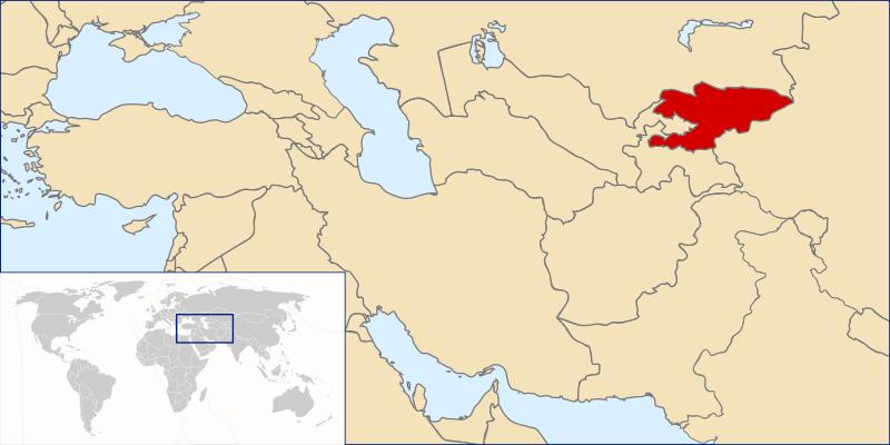 Archivo:LocationKyrgyzstan.svg
