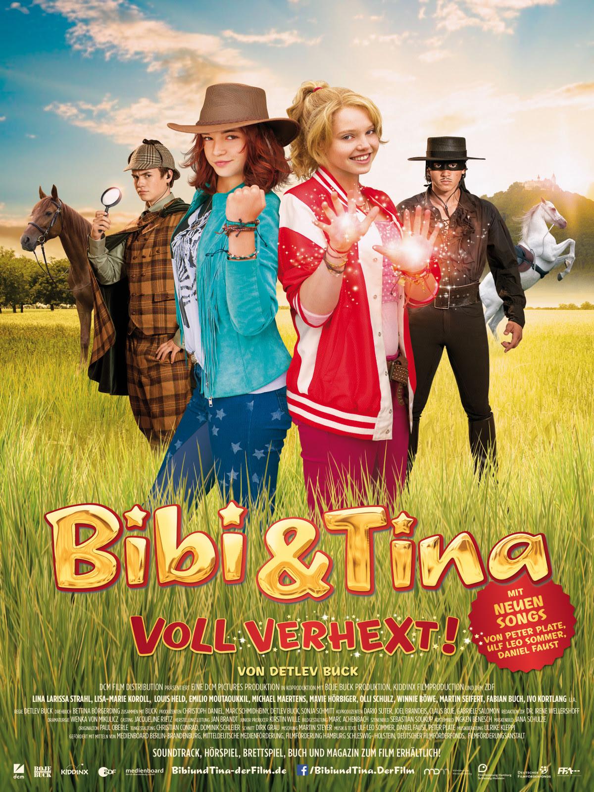 bibi & tina 2 voll verhext film 2014 filmstarts