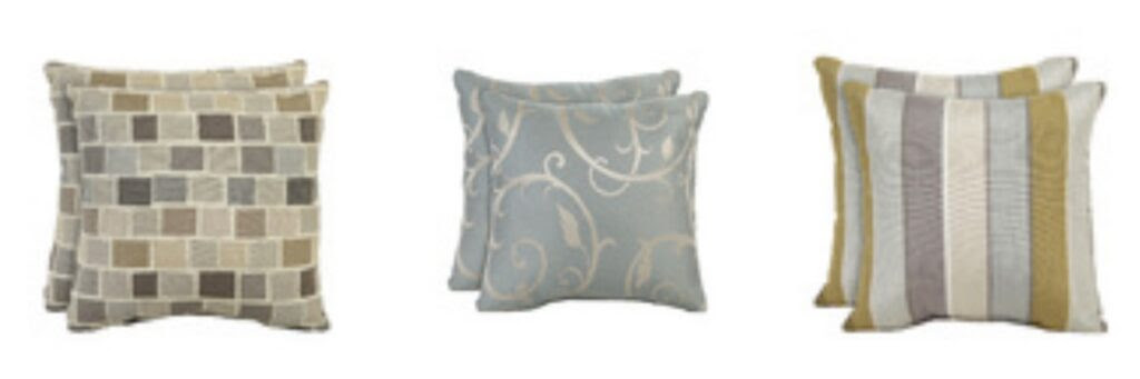 Outdoor Pillow Sale at Lowe's - 2 Pack of Pillows for $16