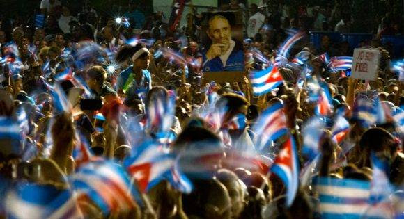 Resultado de imagen para Homenaje a Fidel Castro