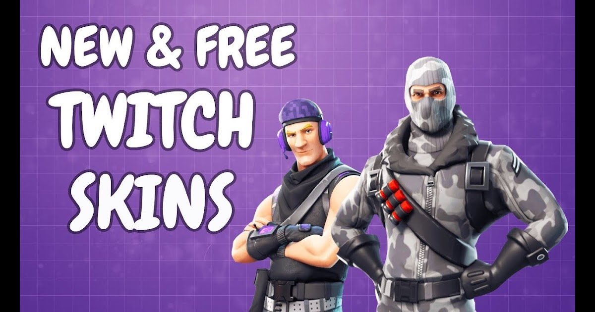 Free Twitch Prime Fortnite Skins | Emilia Bonnet