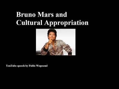 f3a520121e43b Pablo s Blog  Bruno Mars and cultural appropriation