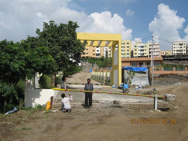 Nirman Viva 1 BHK & 2 BHK Flats at Ambegaon Budruk, Katraj, Pune -  IMG_3667