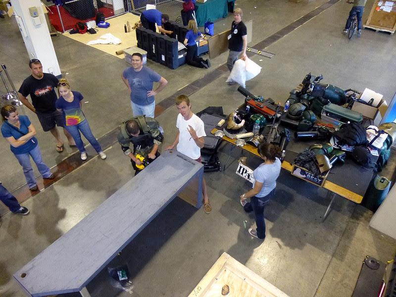 2013 Maker Faire Breakdown 2