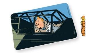 Gratis, chicche di Tintin, compreso cartone animato!