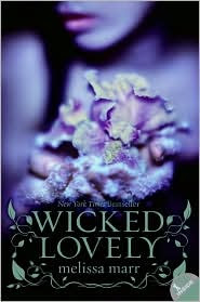 Wicked Lovely by Melissa Marr: Book Cover