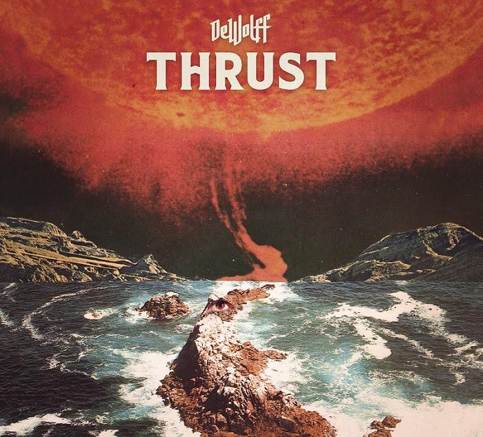 """Bildresultat för DeWolff """"Thrust"""