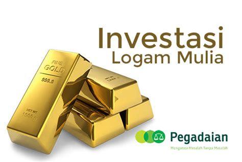 investasi logam mulia antam