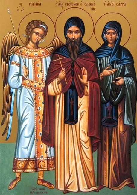 IMG ST. STEPHEN the Sabaite