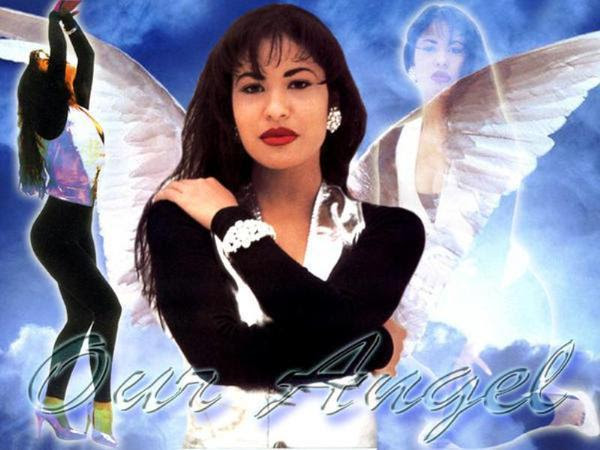 Selena live in our hearts