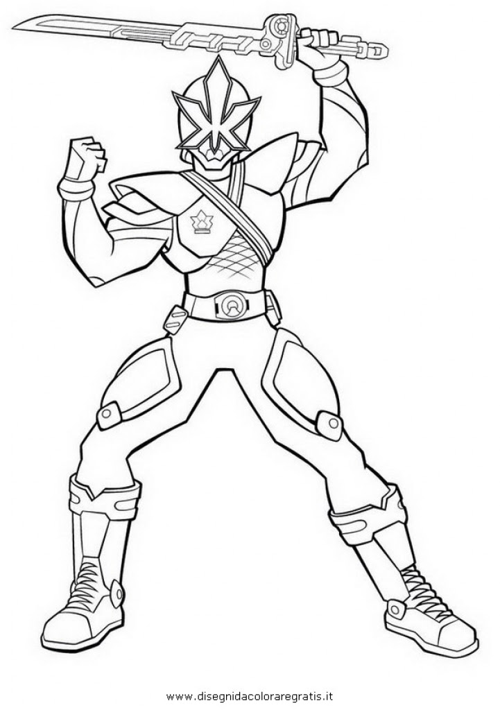 Red Power Ranger Drawing At Getdrawingscom Free For Personal Use