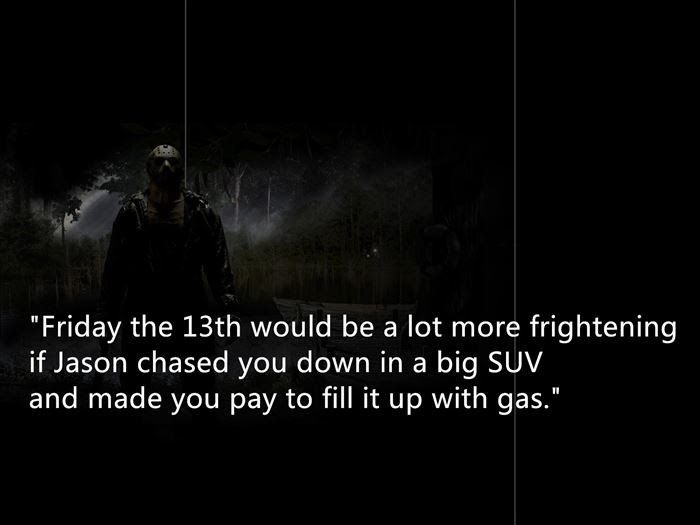 Friday The 13th Movie Quote Quote Number 612527 Picture Quotes