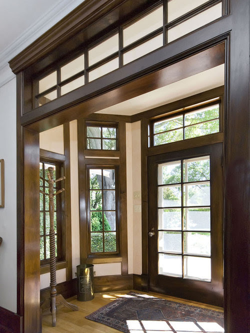 Stained Wood Trim Home Design Ideas, Pictures, Remodel and ...
