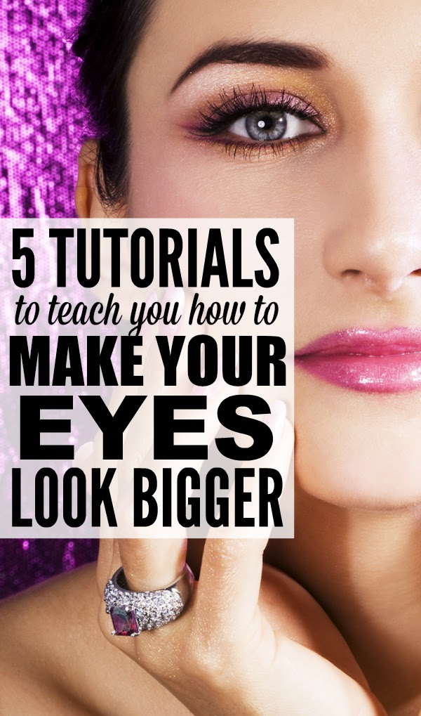 The 3 Best Ways to Make Eyes Look Bigger - wikiHow