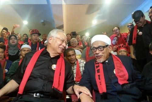 Kerjasama Pas - Umno: MT beri mandat pada Najib buat keputusan