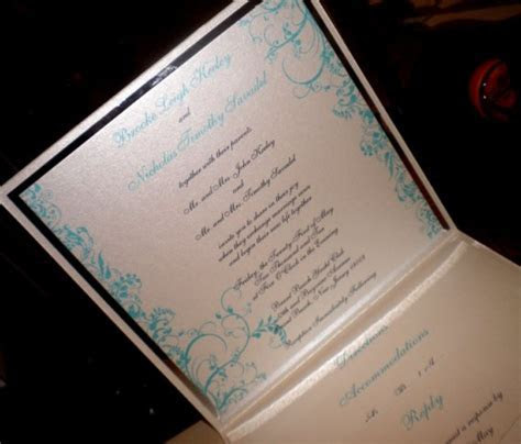 Reception Card: Ceremony and Reception are at same
