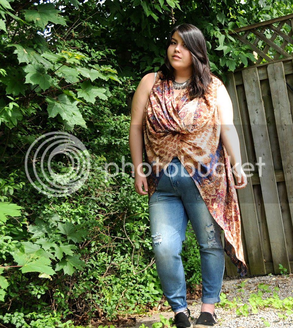 fashion to figure jeans plus size fashion transformable vest addition elle