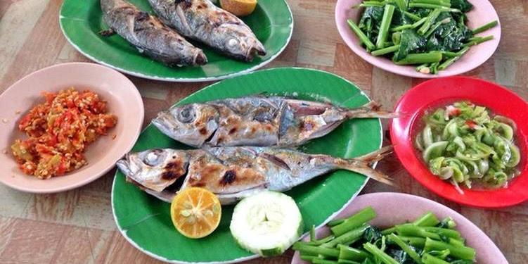 Resep Ikan Bakar Sambal Dabu-Dabu Oleh Ikke Julya