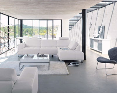 Stunning Salon Contemporain Ezanville Contemporary - House ...
