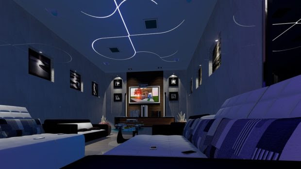 How to Create a Home Movie Theater